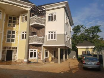Newly Built 6 Units of 3 Bedroom Flat. Finished with Pop, Interlocked Compound, All Rooms En Suit with Guest Toilet, Katampe Main , Across Banex Road, Katampe, Abuja, Mini Flat for Rent