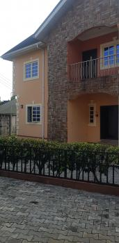 Now Selling at Reduced Price Brand New Luxurious 5 Bedroom Duplex with 1 Bedroom Bq with C of O Mixed Use Property, Peter Odili Road, Off Doxa Family Church, Trans Amadi, Port Harcourt, Rivers, Detached Duplex for Sale
