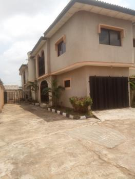 Vacant Possession of Solidly Built 5 Bedroom Duplex + 2 Units of 4 Bedroom Flats, Unique Estate, Candos, Baruwa, Ipaja, Lagos, House for Sale