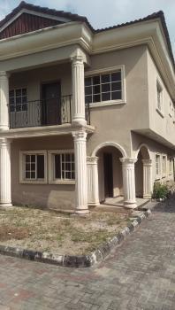 Massive 5 Bedroom Semi Detached Duplex Plus 2 Rooms Bq with Large Balcony Fir Relaxation, Off Oladimeji Alo Street, Lekki Phase 1, Lekki, Lagos, Semi-detached Duplex for Rent