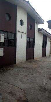 Decent 3 Bedrooms Bungalow, 2 Tenants, Estate, Medina, Gbagada, Lagos, Flat for Rent