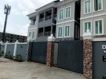 Well Built Service 4 Bedroom Semi Detached  Duplex All Rooms Are En Suite, Ikate Elegushi, Lekki, Lagos, Semi-detached Duplex for Rent