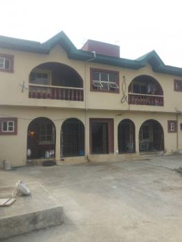 a Block of 4 Flats of 3 Bedroom Built on 2 Plots of Land, Rock Stone Ville Estate, Off Badore Road, Badore, Ajah, Lagos, Flat for Sale