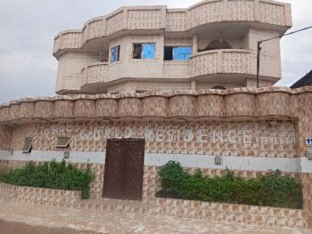 Executive Tastefully Built 3 Bedroom Flat Pop Ceiling Each Room with Air Conditional, Abule Egba, Agege, Lagos, Flat for Rent