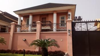 4 Bedroom Semi Detached House with 1 Room Bq, All Rooms Are En Suite with Guest Toilet Separate Compound, Off Admiralty Way, Lekki Phase 1, Lekki, Lagos, Detached Duplex for Rent