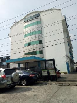 4 Floors Office Building on 1400sqm, Adeola Odeku, Victoria Island (vi), Lagos, Office Space for Sale