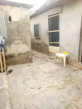 Mini Flat & 2 Nos Single Room at The Back, Akerele Extension, Surulere, Shitta Roundabout Off, Masha, Surulere, Lagos, Block of Flats for Sale