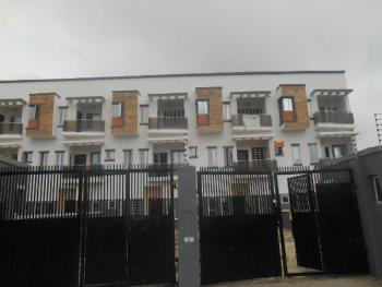 Spacious 4 Bedroom Terrace Duplex, Thomas Estate, Ajah, Lagos, Terraced Duplex for Sale