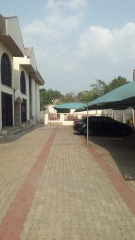 Well Built 4 Units of 4 Bedroom Flats with Boys Quarters Each, Off Ibb Way, Maitama District, Abuja, Flat for Rent