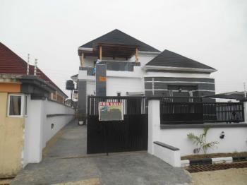 Well Finished 4 Bedroom Detached Duplex, Divine Homes, Thomas Estate, Ajah, Lagos, Detached Duplex for Sale