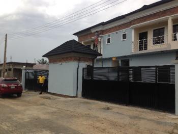 Tastefully Finished 4 Bedroom Duplex, Second Toll Gate 8, Lafiaji, Lekki, Lagos, Semi-detached Duplex for Rent