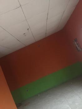 a Room Shared in a Flat, Akins Ado Road Close, Ado, Ajah, Lagos, Self Contained (single Rooms) for Rent