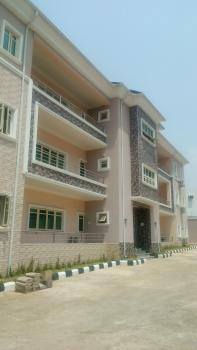 Newly Built 6 Units Serviced 3 Bedroom Flats with a Room Boys Quarters, Corporate Letting, Ademola Adetokunbo, Wuse 2, Abuja, Flat for Rent