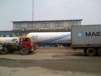 Tank Farm at Apapa Creek Road, Creek Road, Apapa Wharf, Apapa, Lagos, Tank Farm for Sale