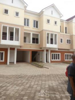 Brand New Nicely Finished 4 Bedroom Terrace Duplex with a Self Contained Bq in an Estate, En Suite, Pop. Distress Sale. Hurry Now, Katampe Extension, Katampe, Abuja, House for Sale
