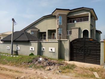 Luxurious 4 Bedroom Duplex in Gra, Tangerine Street, Alalubosa Gra, Ibadan, Oyo, Semi-detached Duplex for Sale