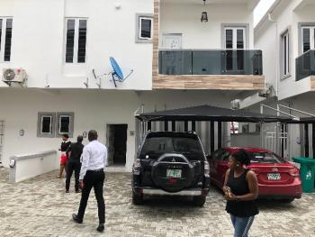 4 Bedroom Semidetached, Off Orchid Hotel Road, Lafiaji, Lekki, Lagos, Semi-detached Duplex for Rent