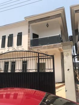 4 Bedroom Semidetached with Bq, Beside Lcc, Opposite Chevron, Lafiaji, Lekki, Lagos, Semi-detached Bungalow for Sale