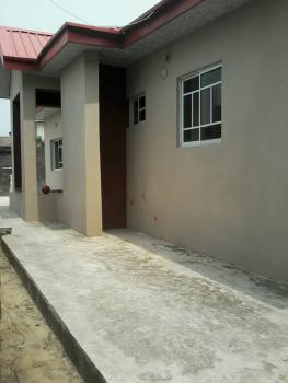 a Well Finished 2 Bedroom Bungalow and with an Uncompleted 3 Duplex on Over a Half Plot of Land with Sophisticated Facilities Etc, Oke-ira, Before Ajah Bus Stop, Ajah, Lagos, Detached Duplex for Sale