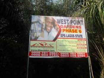 West Point Garden Phase 6 Micro-mortgage Estate, Epe, Lagos, Residential Land for Sale