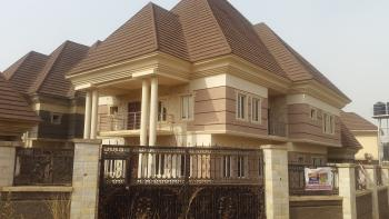 Well Finished 4 Bedroom with 2 Rooms Bq, Road 4  Before High Court Opposite Shoprite, Apo, Abuja, Detached Duplex for Sale
