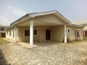 Family Size 4 Bedroom Bungalow with Bq and Garden, Cooperative Villa Estate, Badore, Ajah, Lagos, Detached Bungalow for Sale