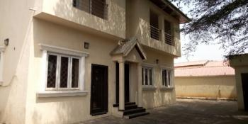 Fully Detached and Tastefully Finished 4bedroom House with 2 Rooms Bq, Maitama District Abuja, Maitama District, Abuja, Detached Duplex for Rent