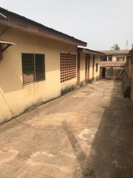 Neat 3 Flats Bungalow  on a Tarred Road, Nickdel Area, Alegongo, Akobo, Ibadan, Oyo, Detached Bungalow for Sale