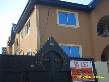 Recently Vacated  Second Floor  Executive 3 Bedroom Flats, Iroko Estate,  Off Lasu Road Isheri Olofin, Idimu, Lagos, Flat for Rent