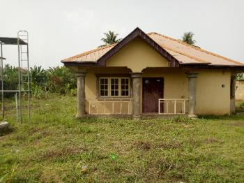 Neat 3 Bedroom Bungalow on 2 Plots of Land, Unity Street, Waterworld Area, Oluyole Extension, Challenge, Ibadan, Oyo, Detached Bungalow for Sale