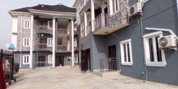 Lovely & Executive 2 Bedroom Flat, G/floor, Ample Parking Space, Borehole, Pop, All Round Tiles, Alapere, Ketu, Lagos, Flat for Rent