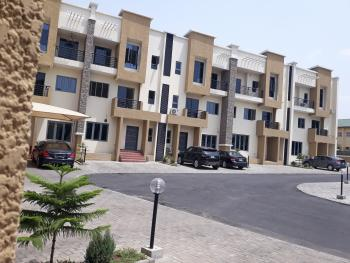 Porsche Designed & Exquisitely Finished 4 Bedroom Terrace Duplex with a Room Bq, Off Obafemi Awolowo Way, Jabi, Abuja, Terraced Duplex for Sale