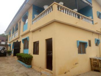 Neat Storey Building of Twin Flats, Adekola Area, Off Iyana Agbala, Adegbayi, Alakia, Ibadan, Oyo, Block of Flats for Sale