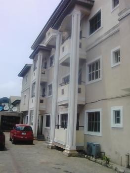 Luxury and Spacious 3 Bedroom Flat + 1 Bq, Close to Agungi Road, Agungi, Lekki, Lagos, Flat for Rent