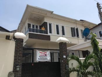 Brand New 4 Bedroom Semi-detach Duplex with a Bq, Eletu, Osapa, Lekki, Lagos, Semi-detached Duplex for Rent