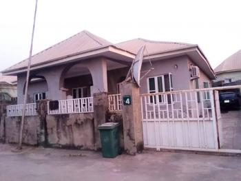a Nicely Finished House Within a Very Lovely Estate, Saraha 1 Estate, Lokogoma District, Abuja, Detached Bungalow for Sale
