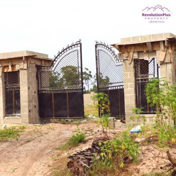 Dry Land Fenced and Gated, Flourish Royal Garden Phase 2, Folu Ise, Ibeju Lekki, Lagos, Residential Land for Sale