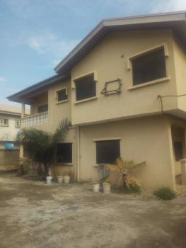 a Room in a Flat, Good Home Estate, Ado, Ajah, Lagos, Self Contained (single Rooms) for Rent
