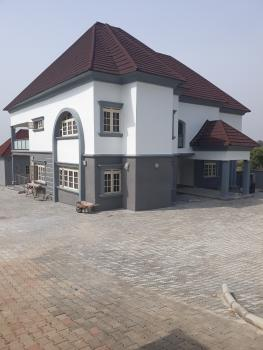 Twin Ambassadorial 5 Bedrooms Duplexes + 2 Rooms Maids Qtrs Each & Gate House, Diplomatic Zones, Katampe Extension, Katampe, Abuja, Detached Duplex for Rent