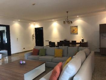 Luxury 3 Bedroom Apartment, Off Glover Road, Old Ikoyi, Ikoyi, Lagos, Flat Short Let