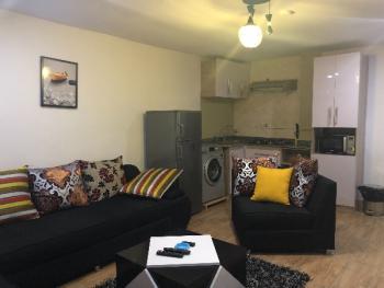 Luxury 1 Bedroom Apartment, Off Christ Avenue, Lekki Phase 1, Lekki, Lagos, Mini Flat Short Let