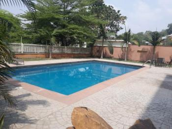 Adorable 3 Bedroom Fully Serviced Flat with Bq, Maitama District, Abuja, Flat for Rent