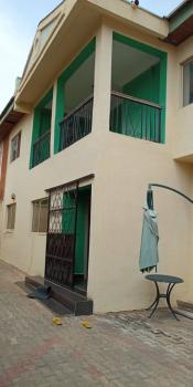 4 Bedrooms Semi Detached Duplex with Large Space at The Rear, Kado Estate, Kado, Abuja, Semi-detached Duplex for Sale