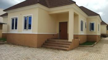 4 Bedrooms Bungalow, with Two Rooms Bq, All Rooms En Suite, Prince and Princess, Kaura, Abuja, Detached Bungalow for Sale