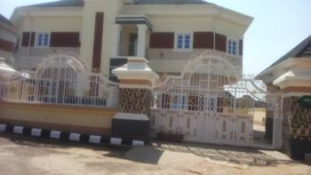 4 Bedrooms Duplex with Two Sitting Rooms, One Bedroom Bq, All Rooms En Suite, Prime Estate, (opposite Games Village), Kukwuaba, Abuja, Detached Duplex for Sale