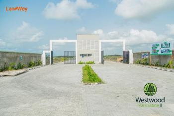 Plots of Land for Sale at Westwood Park Estate, Sangotedo Lagos, Westwood Park Estate, Sangotedo, Ajah, Lagos, Residential Land for Sale