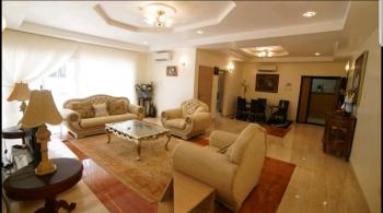 Luxury 3 Bedroom Serviced Apartment, 2nd Avenue, Banana Island, Ikoyi, Lagos, Flat Short Let