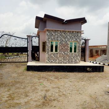 Virgin House, Newly Built 2 Bedroom Luxury Bungalow, Estate House., Logbara, Mowe Ofada, Ogun, Semi-detached Bungalow for Sale