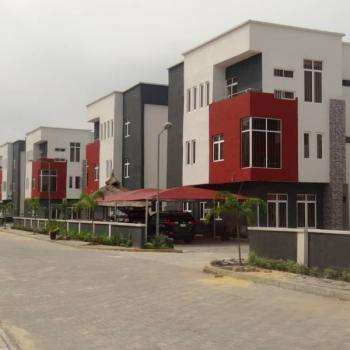 Top Notch Contemporary 4 Bedroom Detached Smart House with Bq, Lekki, Lagos, Detached Duplex for Rent