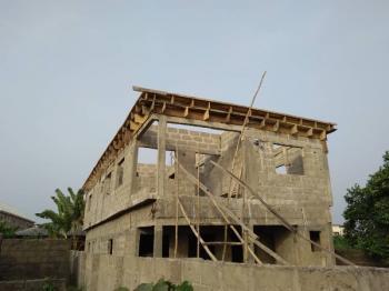 4 Bedroom Duplex, Olawunmi Close, Ajara Seje Tolulope, Bobby Str, Aradagun, Badagry, Lagos, Terraced Duplex for Sale